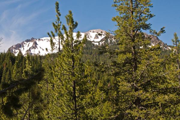 Lassen Natl. Park, Mt Shasta, Burney Falls,