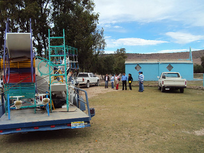 Mexico Matching Grant Toy Program