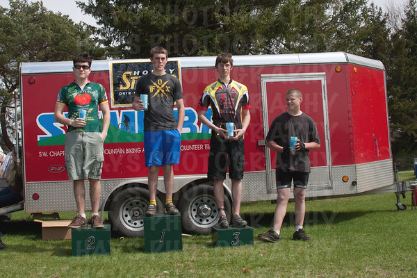 Fort Custer Podium