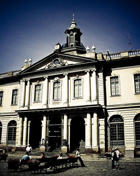 Svenska Akademien, Nobel Museum
