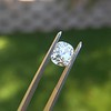2.35ct Old Mine Cushion Cut, GIA J VS1 23