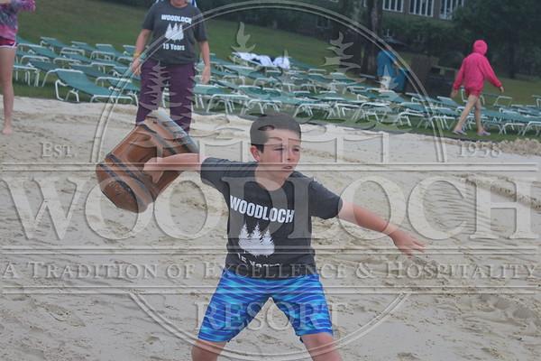 July 25 - Lake Games