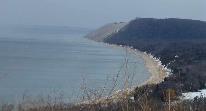 Sleeping Bear Dunes NP, MI (Mar 15-17, 2013)
