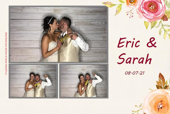 Eric & Sarah's Wedding
