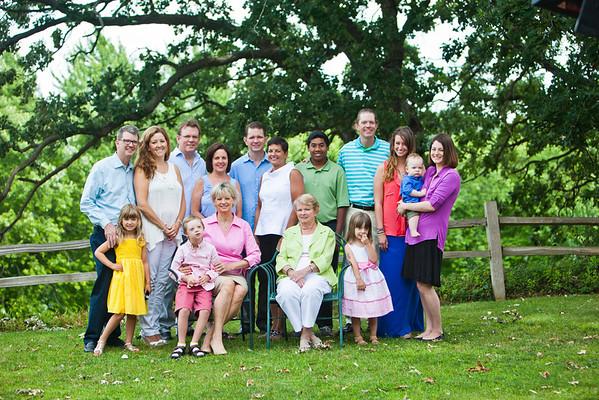 Jegen Family Portraits