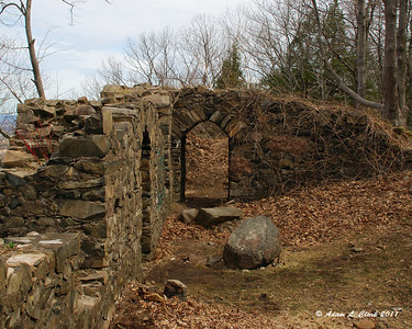 Eyrie House Ruins