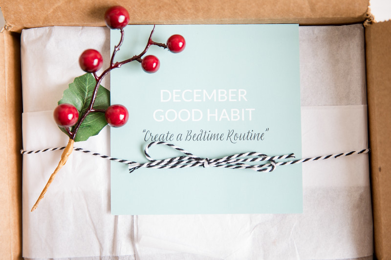 Good Habit December Box