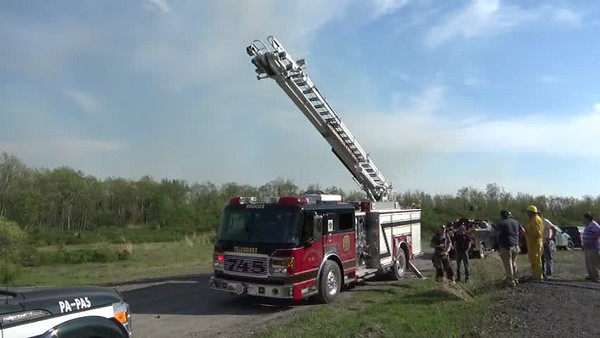 Shenandoah Fire 5/19/17