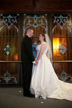 Holden and Dierdre | Wedding