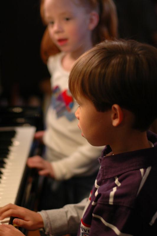 Anne Staton Music Recital Fall 2005
