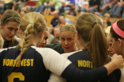 101019 BC-NW Volleyball