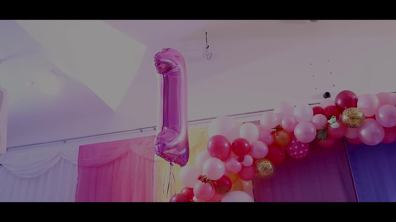 Sahasra's 1st Birthday Teaser.mp4