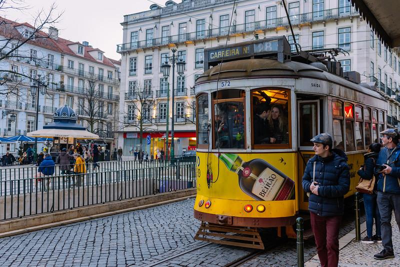 Invierno en Lisboa