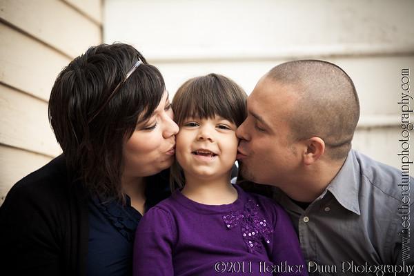 Gilkinson Family