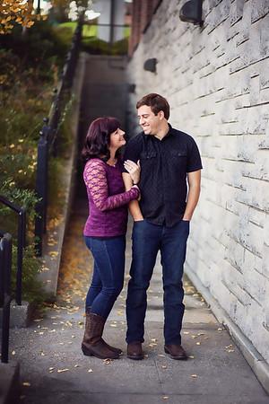 Rachel and Ian