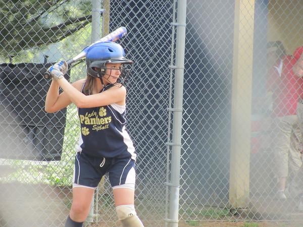Softball 2011 8th grade school team