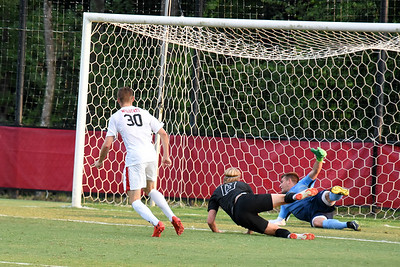 Men's Exhibition Soccer vs Belmont Abbey
