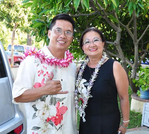 Alan and Sally's 25th Anniversary