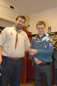 Chief Scout Gold Award Scouts