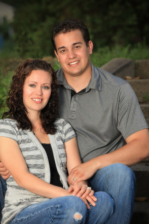 Matt and Alissa