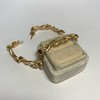 Vintage French Ruby & Diamond Serpent Bracelet 5