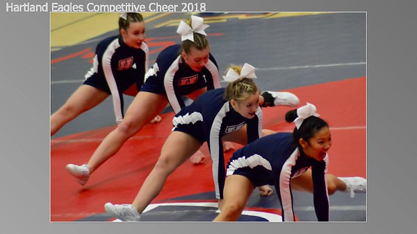 2018 Competitive Cheer