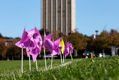 Oct. 9, 2020 - Spin Into Existence Pinwheel Project