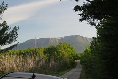 Katahdin, Baxter Peak, 16 JUN 2014