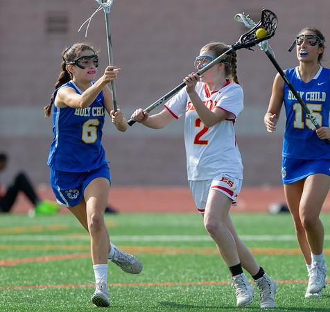 Girls Lacrosse: Elizabeth Seton vs. Holy Child