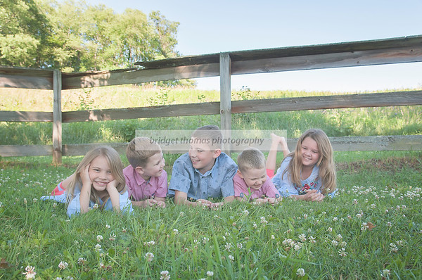 The Paige Grandkids