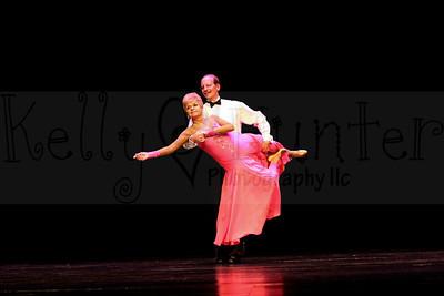 Plainwell Dance 2013 Peter and Sharon