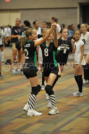 2009 Volleyball Festival - 12's