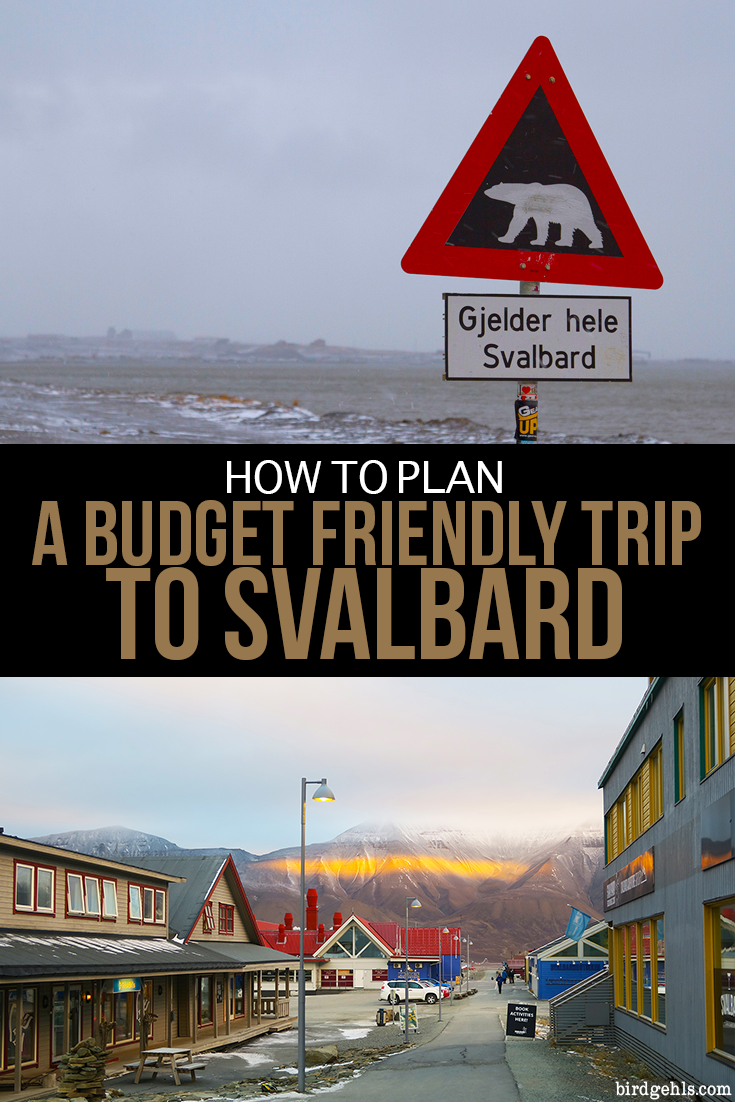 Fancy travelling to Longyearbyen, Svalbard but scared of blowing your budget? Here are some tips towards keeping your spending to a minimum, when visiting this Norwegian archipelago. #TravelTips #Svalbard #Longyearbyen #norway