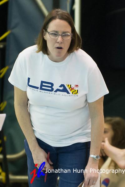 2017 LBA/CAA Dual Meet