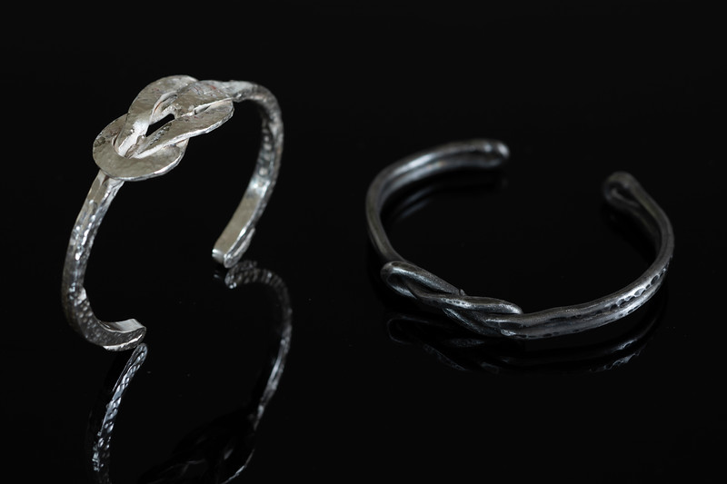 No.21 & 22 Egyptian knot cuff