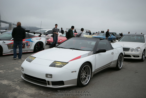 Cars and Coffee San Francisco 8/2/14