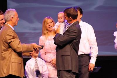 2011 Baptism Heiberg/Burnette