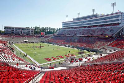 NCAA Football: Virginia Tech at NCSU