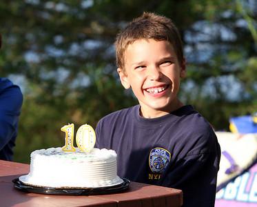 Sam's Birthday 2009