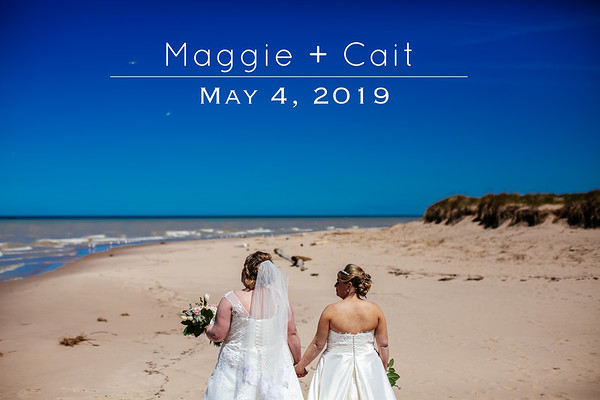 Maggie + Cait