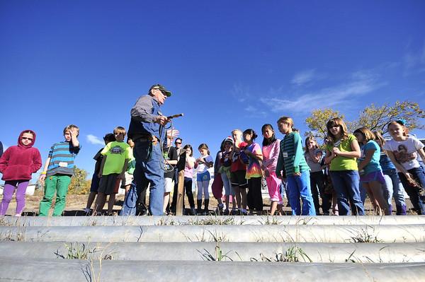 Mrs. Breyer's Field Trip - 10/15/2012