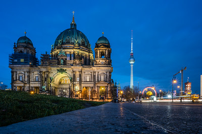 The Grand Berliner Dom.