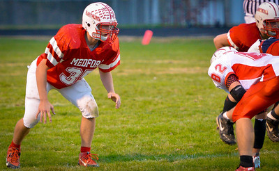 Medford JV Football Oct 14