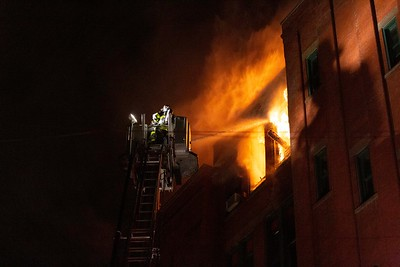 01.23.20 - Mulberry Fire