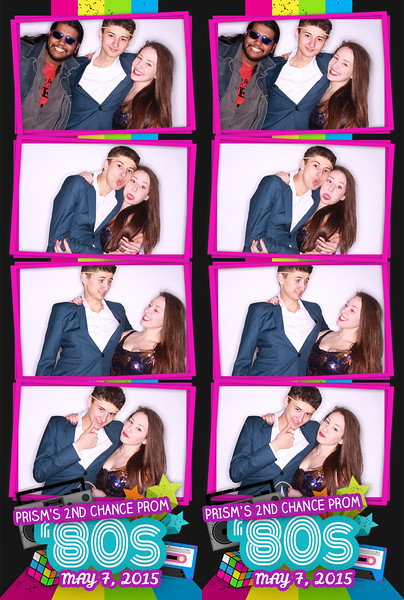 Prism 80's Prom 2015.05.07