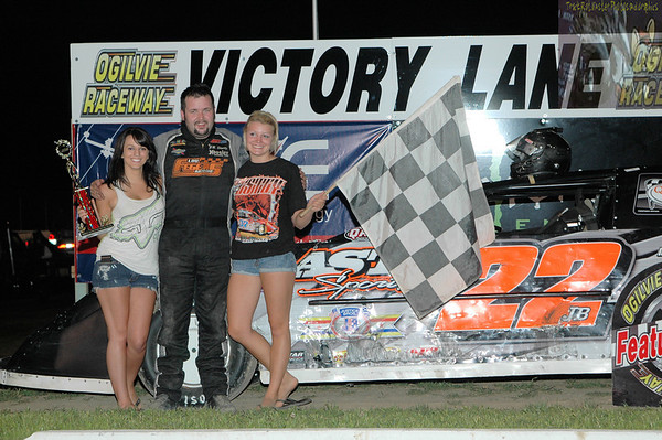 Como Mod Series - Super Stocks - July 21, 2010