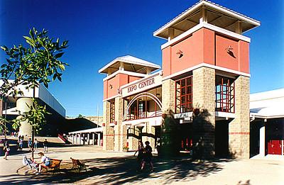 MetraPark Pavilion