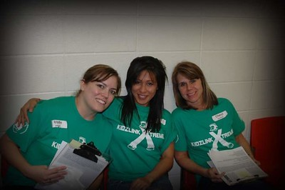 Kidzlink Lock-in at the YMCA 2011
