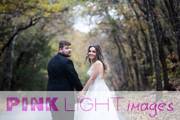 WEDDING: Tobias and Tiffany - 11/18/18 - The Grove