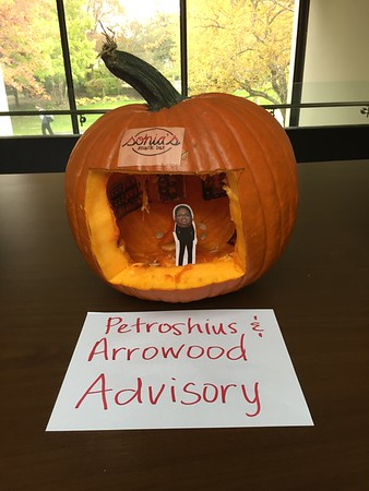 Pumpkin Advisory Contest 2018